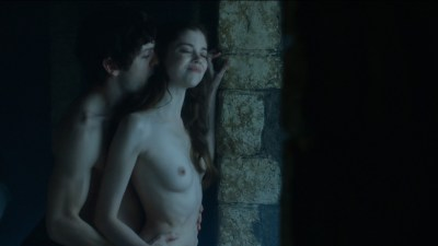 Charlotte Hope nude topless and butt - Game Of Thrones (2015) s5e5 hd720-1080p (2)