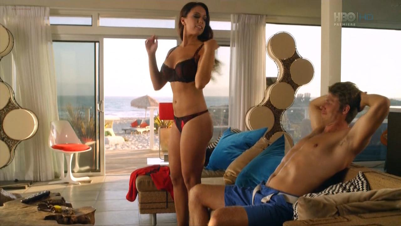 Chloe Bridges hot bikini Jillian Murray hot Mindy Robinson nude - Mantervention (2014) hd720-1080p (17)