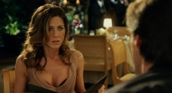 Jennifer Aniston hot and sexy Catherine Bell hot huge cleavage - Bruce Almighty (2003) hd1080p (3)
