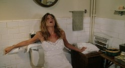Jennifer Aniston hot and sexy Catherine Bell hot huge cleavage - Bruce Almighty (2003) hd1080p (9)