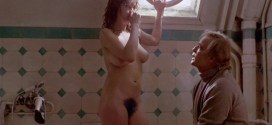 Maria Schneider nude full frontal bush wet topless and sex - Last Tango in Paris (1972) hd1080p. (16)