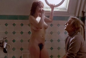 Maria Schneider nude full frontal bush wet topless and sex – Last Tango in Paris (1972) hd1080p.