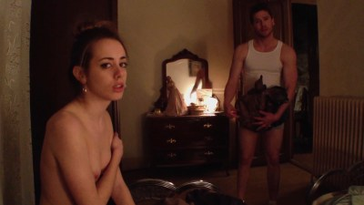 Natascha Wiese nude butt oral and Julia Molins nude topless - Hooked Up (2013) Web-Dl hd1080p (12)
