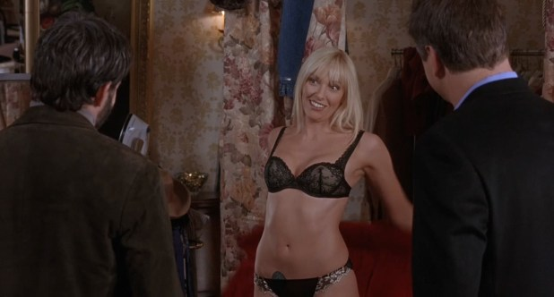 Toni Collette nude brief topless and Calista Flockhart hot and sexy - The Last Shot (2004) hd720p (4)
