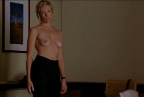Toni Collette nude topless sex and wet in bra – Japanese Story (AU-2003)