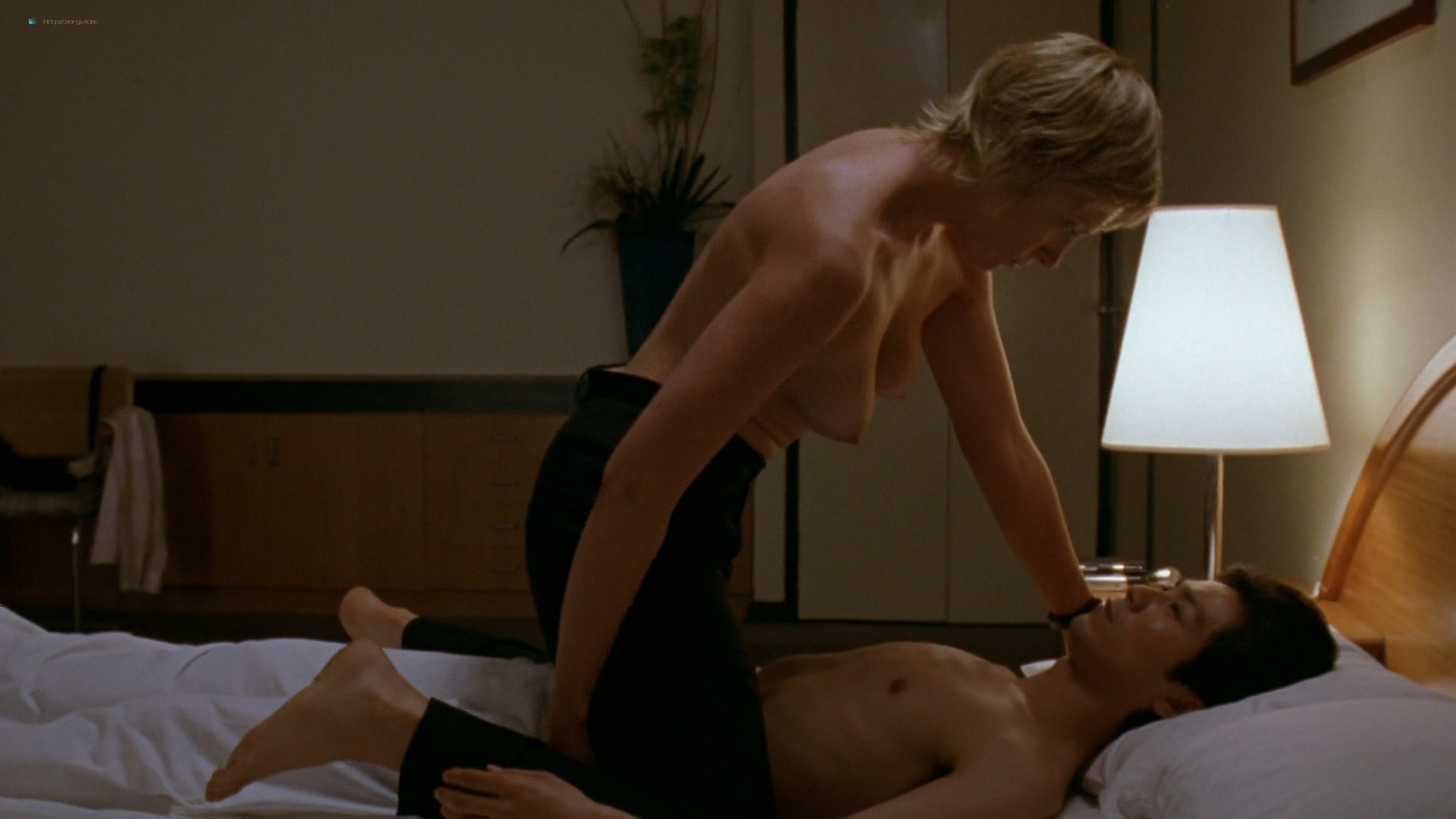 Toni Collette nude topless sex and wet in bra - Japanese Story (AU-2003) HD 1080p Web (5)