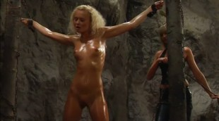 Zuzana Pressova nude full frontal Lucie Haluzikova nude lesbian and other all nude - The Slave Huntress (2007)