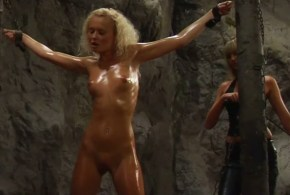 Zuzana Pressova nude full frontal Lucie Haluzikova nude lesbian and other all nude - The Slave Huntress (2007) (13)