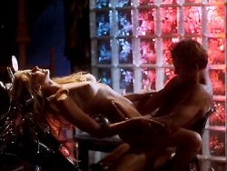 Bo Derek nude bush topless sex and skinny dipping - Woman of Desire (1994) (15)