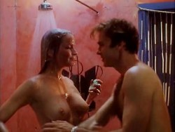 Bo Derek nude bush topless sex and skinny dipping - Woman of Desire (1994) (13)