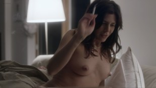 Cindy Sampson nude sex - Rogue (2015) s3e1 hd720p