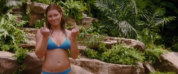 Jessica Biel hot and sexy in bikini - Stealth (2005) hd1080p BluRay (4)