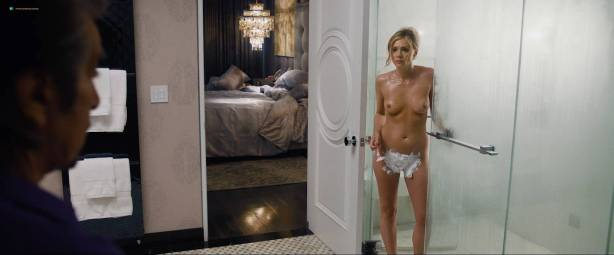 Katarina Cas nude topless and see through - Danny Collins (2015) HD 1080p BluRay (8)