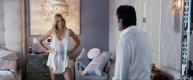 Katarina Cas nude topless and see through - Danny Collins (2015) HD 1080p BluRay (5)