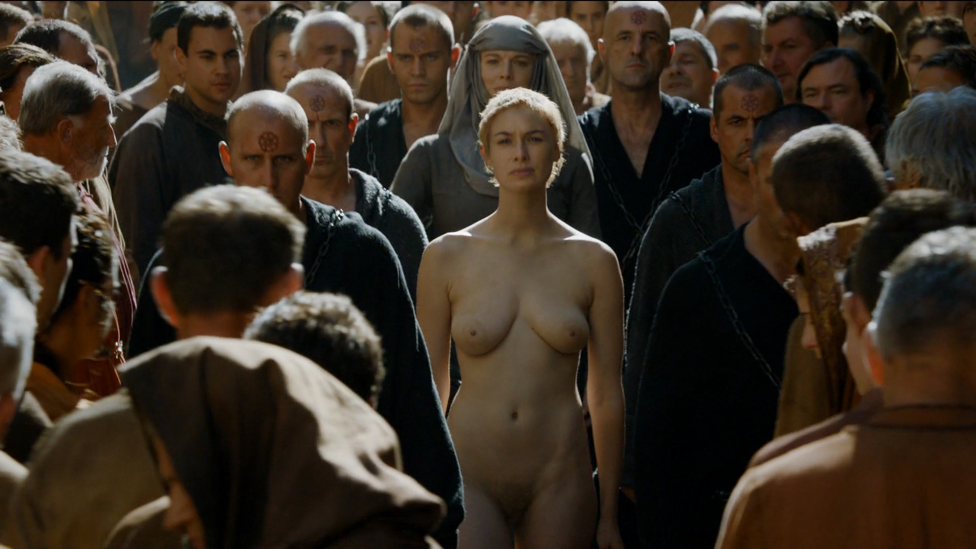 Lena Headey nude full frontal bush - Game of Thrones (2015) s5e10 hd720-1080p (14)