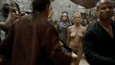 Lena Headey nude full frontal bush - Game of Thrones (2015) s5e10 hd720-1080p (26)