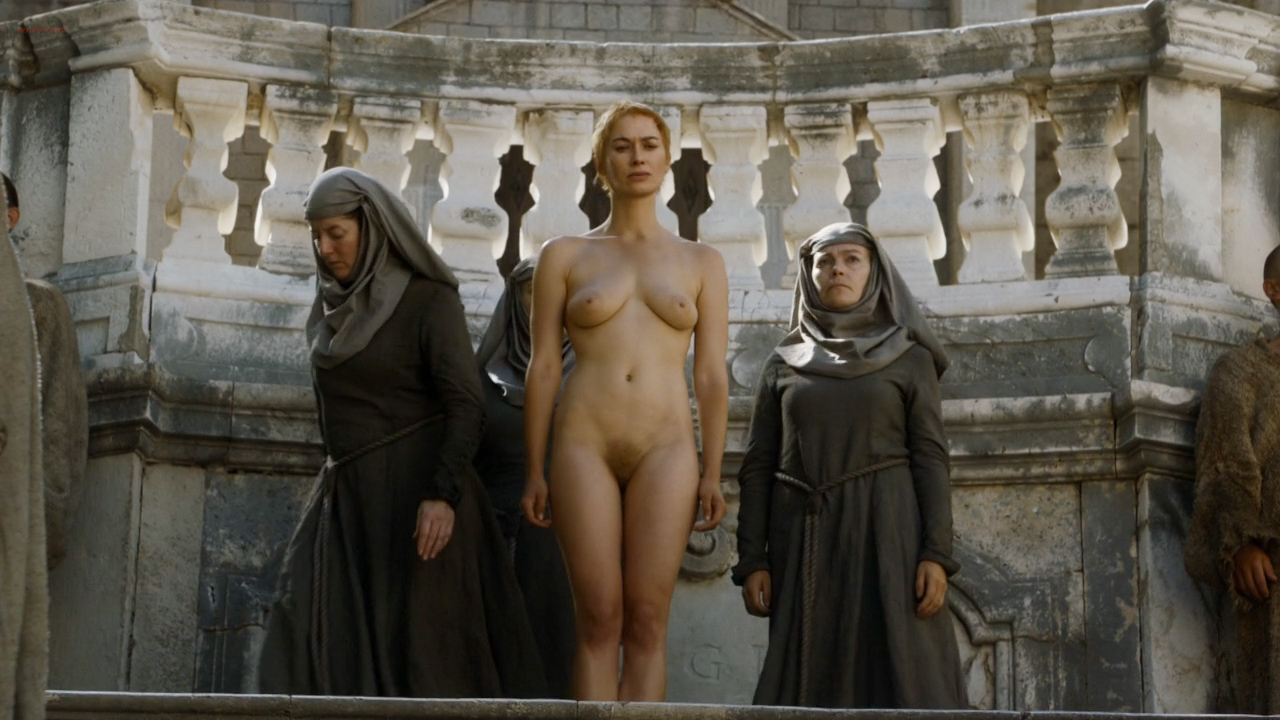 Lena Headey nude full frontal bush - Game of Thrones (2015) s5e10 hd720-1080p (18)