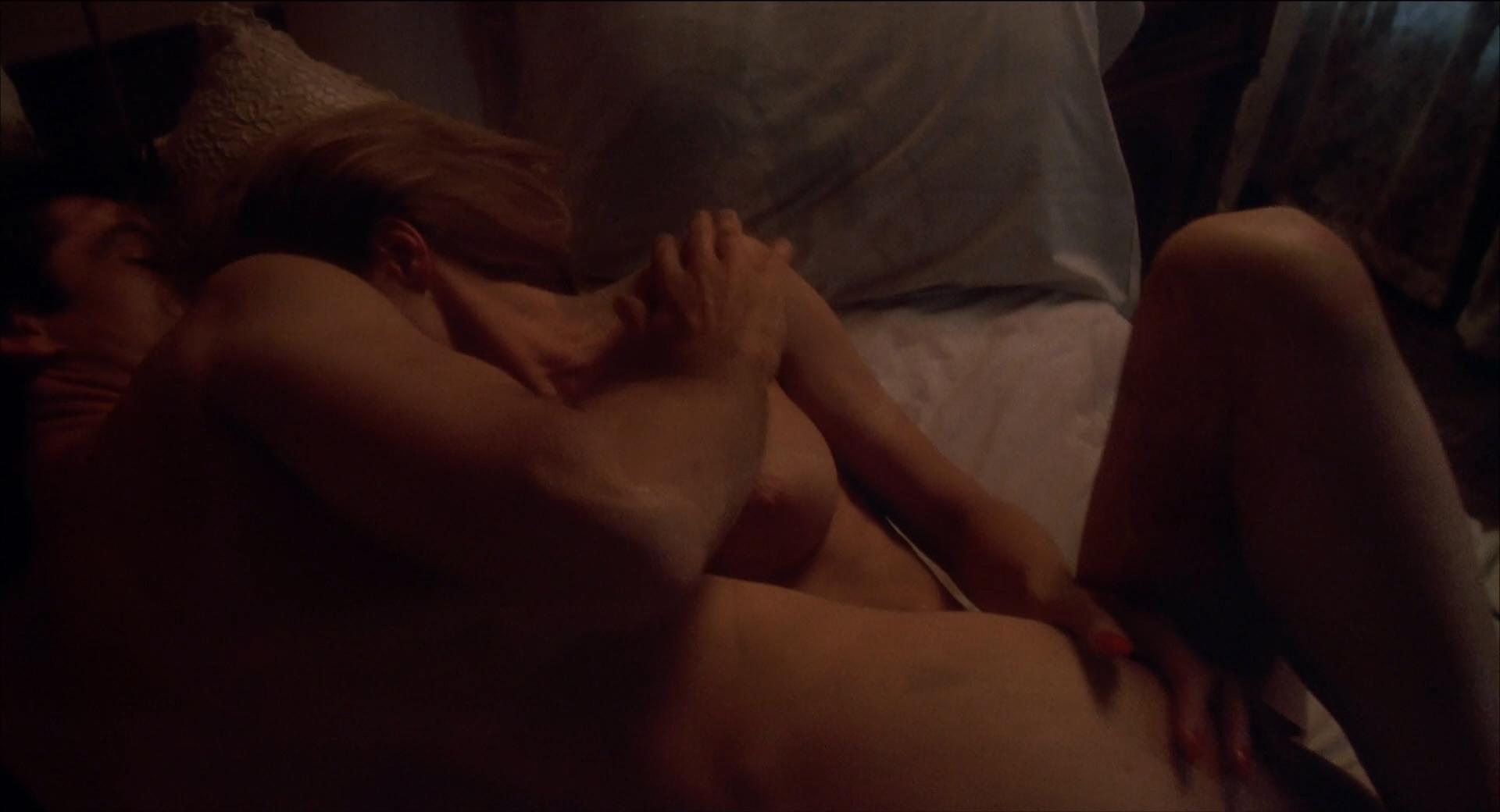 Alba thong sex scene live