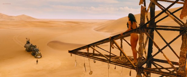 Megan Gale nude butt Rosie, Riley, Abbey, Zoe, Courtney all hot not nude - Mad Max Fury Road (2015) hd1080p Web-DL 10