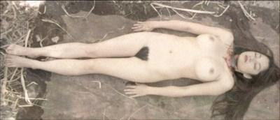 Megan Hallin nude bush Mariko Denda nude full frontal and others nude and hot - Samurai Avenger-The Blind Wolf (2009) hd1080p (15)