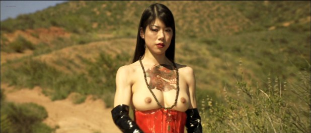 Megan Hallin nude bush Mariko Denda nude full frontal and others nude and hot - Samurai Avenger-The Blind Wolf (2009) hd1080p (4)