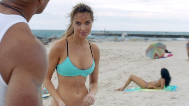 Arielle Kebbel hot in bikini and others nude topless - Ballers (2015) s1e6 hd720-1080p 3