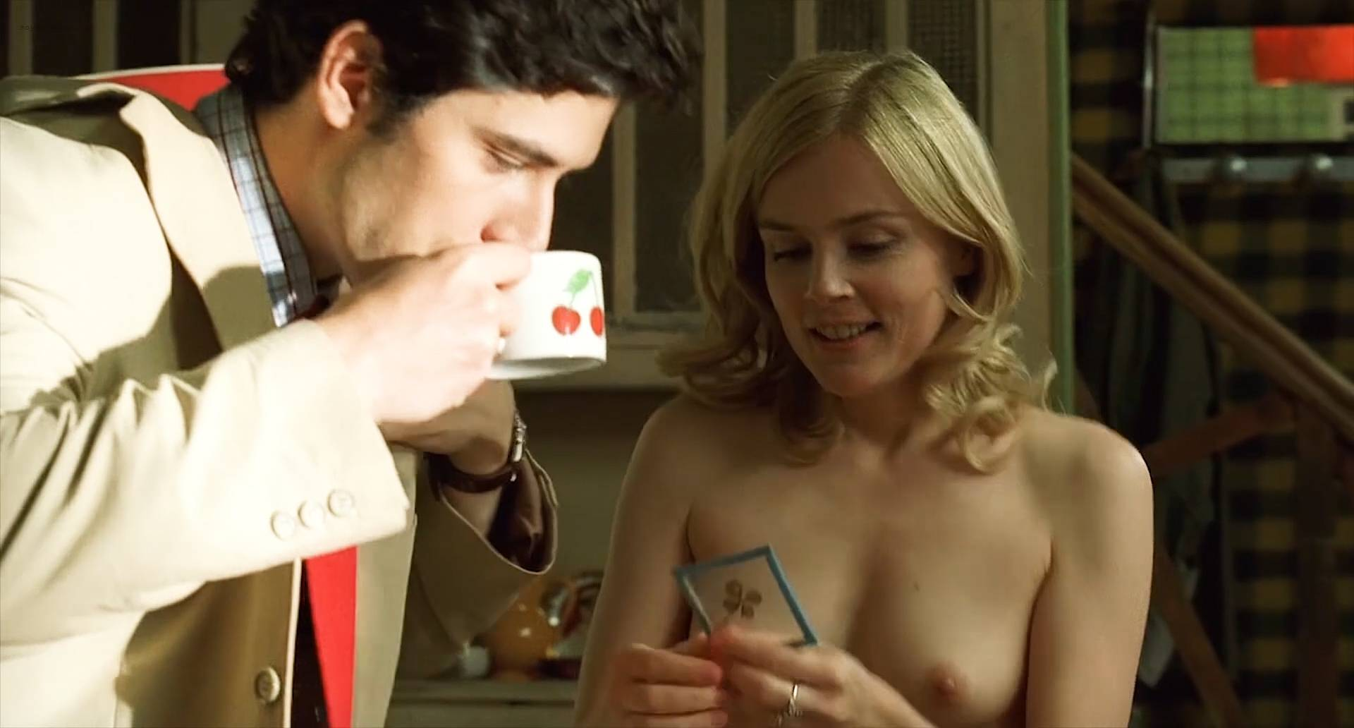 Isabelle Carré nude full frontal and skinny dipping - Les Sentiments (2003) hd1080p BluRay (8)