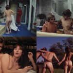 Jane Birkin nude topless butt and wet – Serieux Comme Le Plaisir (FR-1975)