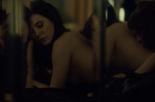Katharine Isabelle hot lingerie and Caroline Dhavernas hot lesbian – Hannibal (2015) s3e6 hd1080p (6)