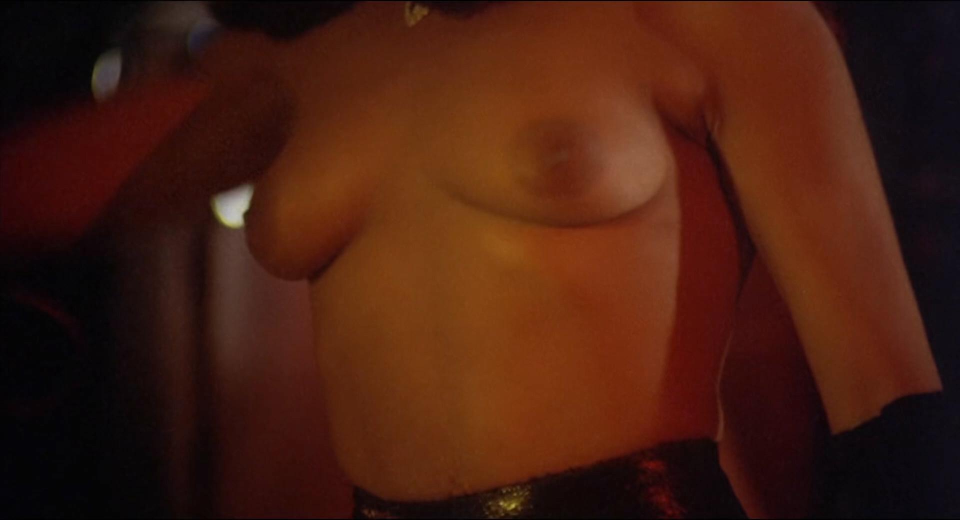 Elizabeth Harding  nackt