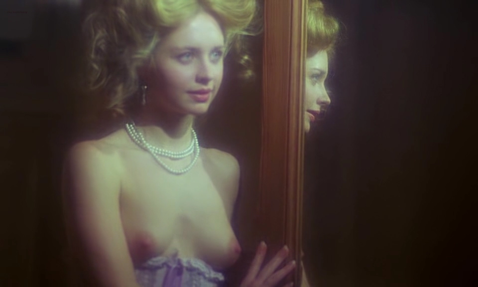 Marina Pierro nude butt bush and topless and Magali Noaro nude - The Strange Case of Dr. Jekyll and Miss Osbourne (FR-1981) (10)
