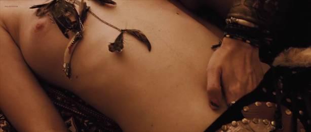 Nathalia Dill nude topless lesbian sex and Lívia De Bueno nude too - Paraísos Artificiais (BR-2012) hd1080p BluRay (12)