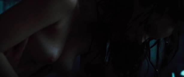 Nathalia Dill nude topless lesbian sex and Lívia De Bueno nude too - Paraísos Artificiais (BR-2012) hd1080p BluRay (6)