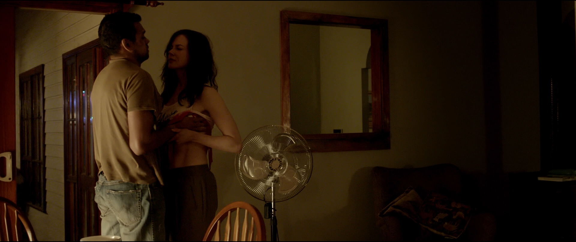 Nicole Kidman nude full frontal or bd and Madisson Brown hot - Strangerland (2015) hd1080p BluRay (3)