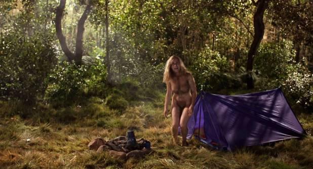 Patricia Arquette nude bush Miranda Otto hot and Laura Grady nude topless - Human Nature (2001) HD 720p (15)