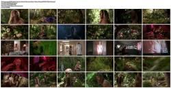 Patricia Arquette nude bush Miranda Otto hot and Laura Grady nude topless - Human Nature (2001) HD 720p (1)