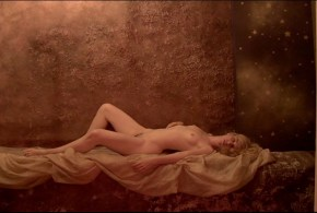 Virginie Legeay nude topless and bush and Anne Berry nude - La fille de nulle part (FR-2012) (5)