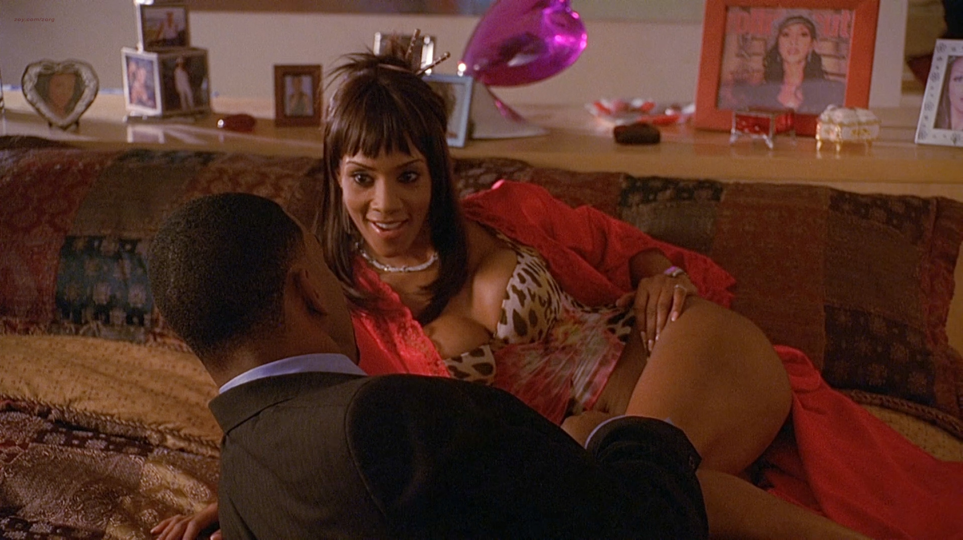 Vivica A. Fox hot in lingerie and Carmen Electra hot panties - Getting Played (2006) hd1080p Web-DL (7)