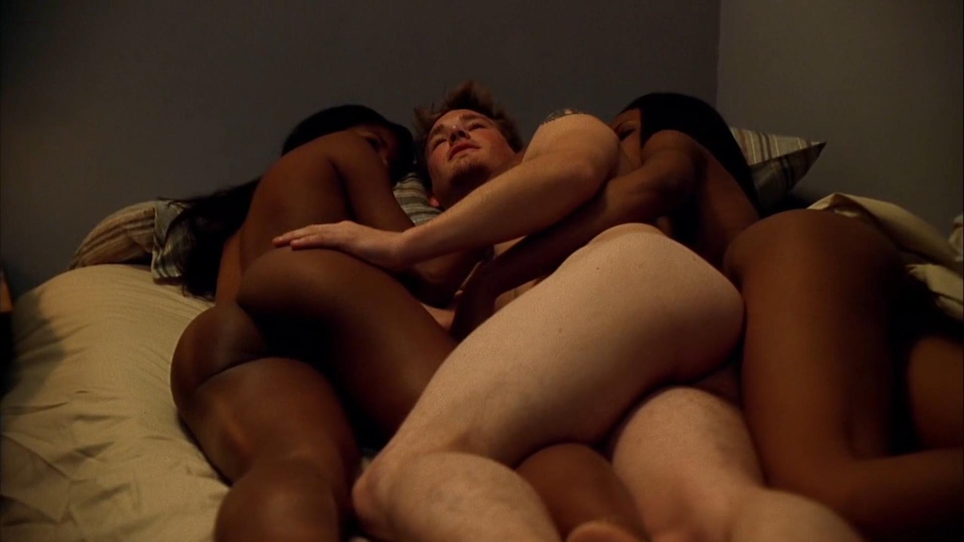 Bijou Phillips nude topless Kim Matulova Claudia Schiffer hot - Black and White (1999) hd1080p WEB-DL (4)