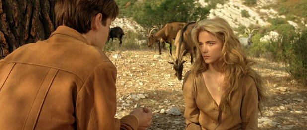 Emmanuelle Béart nude full frontal bush and tits - Manon des sources (FR-1986) hd1080p BluRay (10)