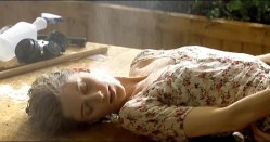 Helen Slater nude topless and nude while changing - A House in the Hills (1993) (16)