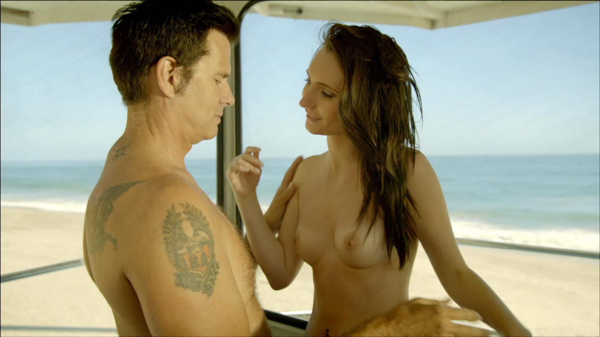Jena Sims nude sex Mischa Barton hot others nude - American Beach House (2015) hd1080p BluRay (10)