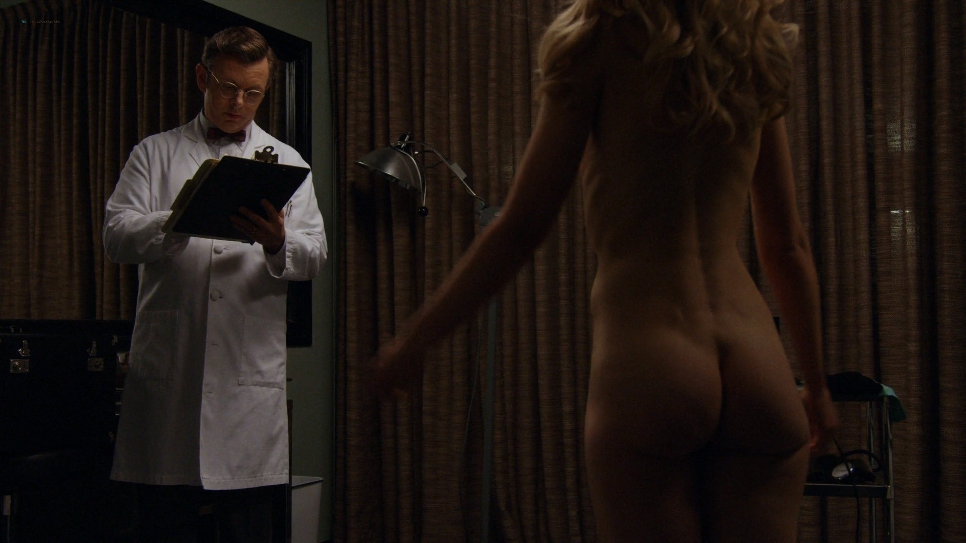 Kristen Hager nude boobs and butt naked - Masters of Sex (2015) s3e6 HD 1080p (6)