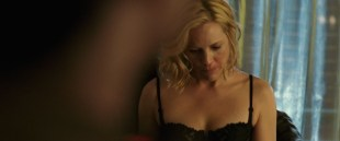 Maria Bello hot and sexy in black lingerie - Butterfly on a Wheel (2007) hd1080p BluRay
