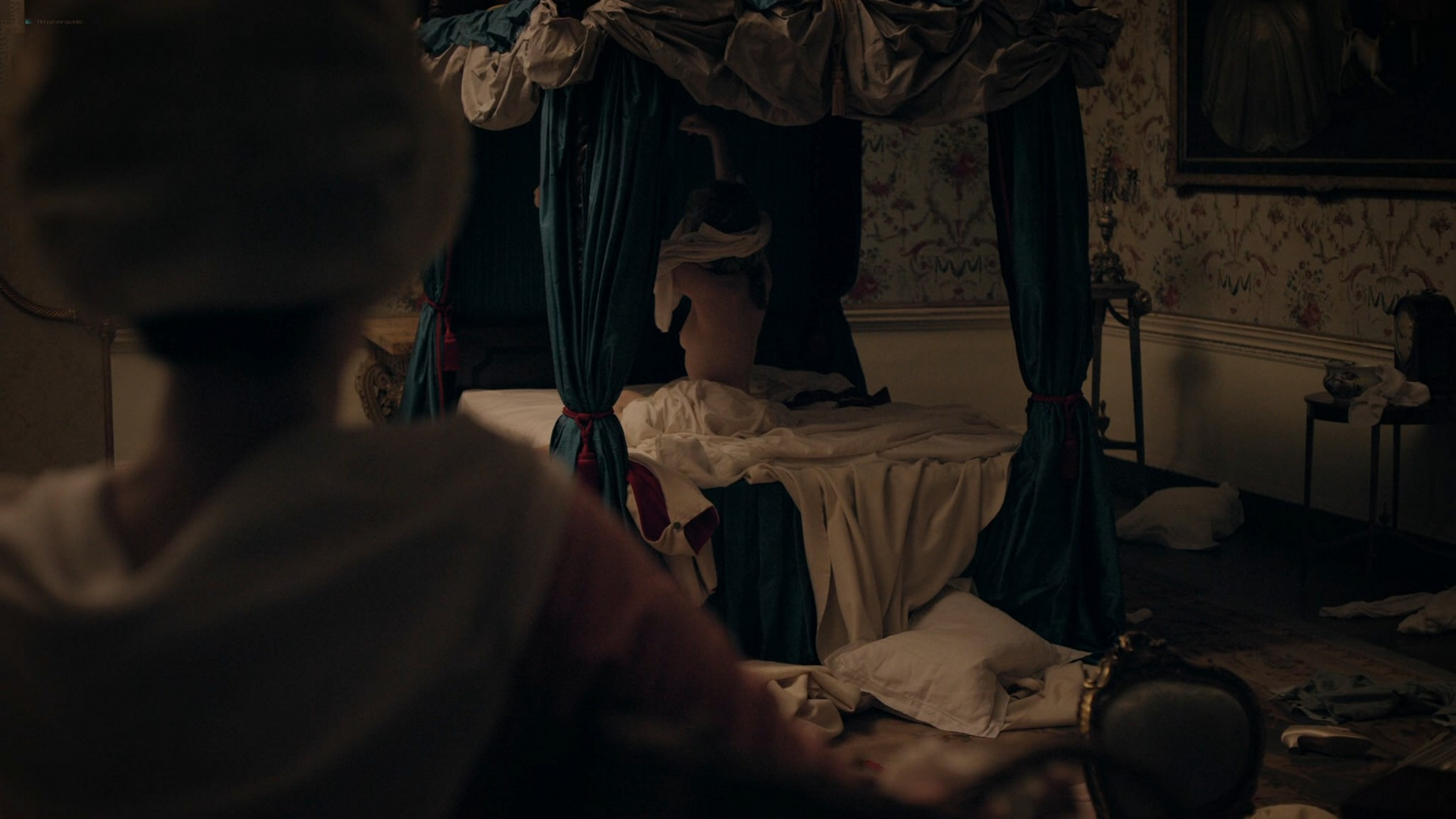 Natalie Dormer nude shy nipple and lot of sex – The Scandalous Lady W (2015) HD 1080p Web (15)