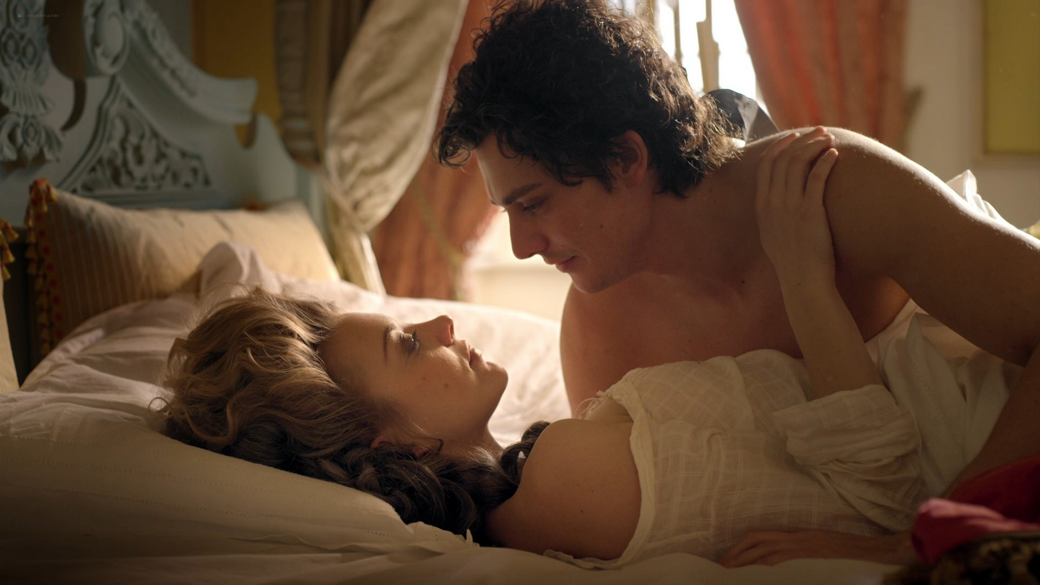 Natalie Dormer nude shy nipple and lot of sex – The Scandalous Lady W (2015) HD 1080p Web (5)