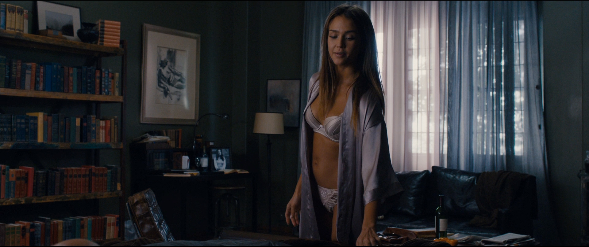 Salma Hayek nude butt Jessica Alba hot bikini and Lindsey Sporrer nude butt - Some Kind Of Beautiful (2014) hd1080p BluRay (12)