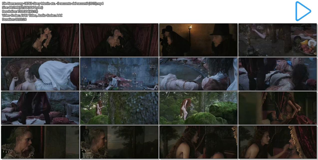 Stacy Martin nude butt others nude - Il racconto dei racconti (2015) hd1080p (25)