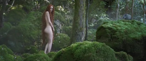 Stacy Martin nude butt others nude - Il racconto dei racconti (2015) (1)