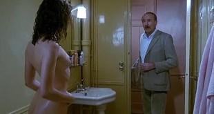 Emmanuelle Béart nude butt and Sophie Barjac nude bush - L' amour en douce (FR-1985) (14)
